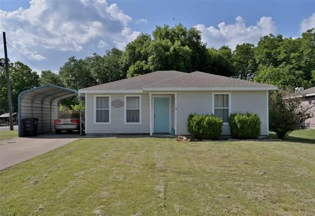 1016 Hodge Street, Cleburne, TX 76033 (MLS #14639301) :: The Mauelshagen Group
