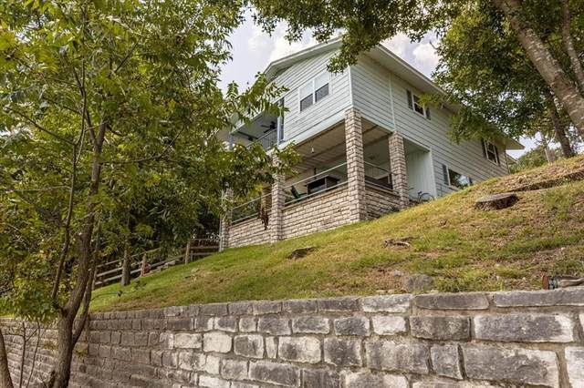4461 Lakeshore Drive, Granbury, TX 76048 (MLS #14639413) :: Premier Properties Group of Keller Williams Realty