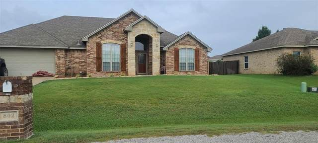 802 Wandering Court, Granbury, TX 76049 (MLS #14639567) :: All Cities USA Realty