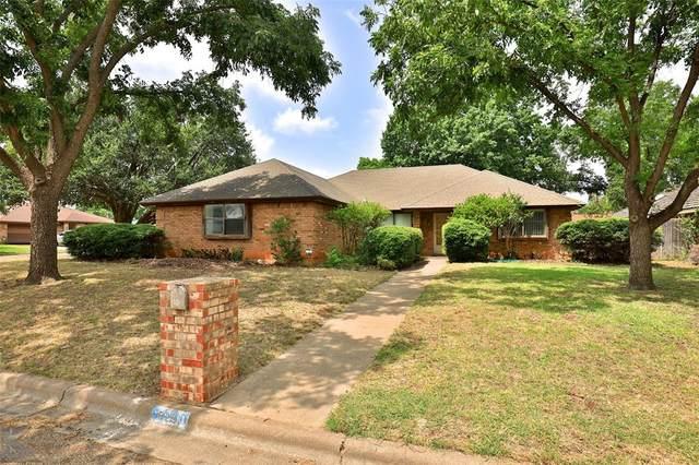 5290 Sherbrooke Lane, Abilene, TX 79606 (MLS #14639598) :: The Great Home Team