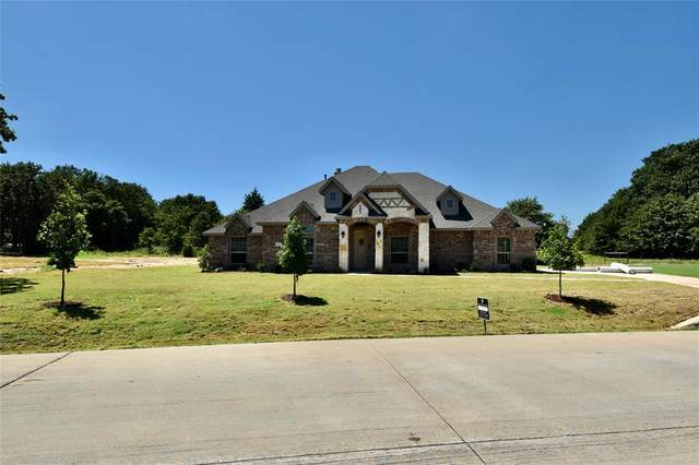 104 Spanish Oaks Drive, Krugerville, TX 76227 (MLS #14639888) :: The Star Team | Rogers Healy and Associates