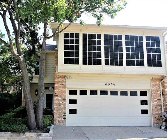 3674 Fore Circle, Farmers Branch, TX 75234 (MLS #14640049) :: Real Estate By Design