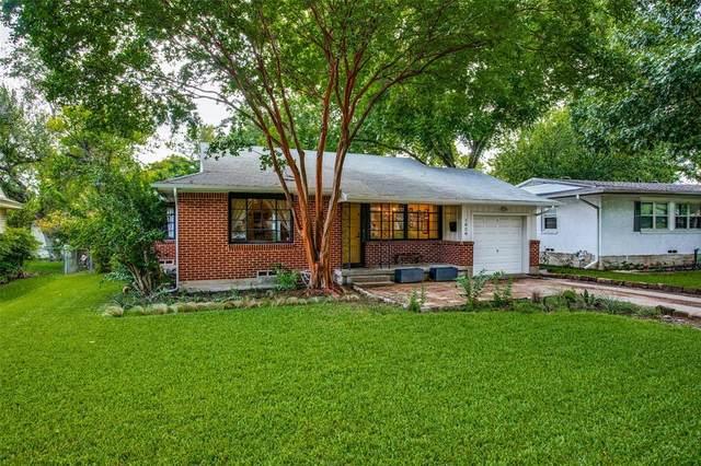 1828 Naylor Street, Dallas, TX 75228 (MLS #14640098) :: All Cities USA Realty