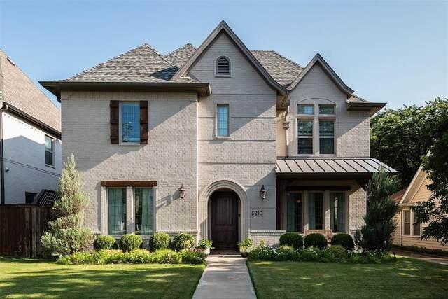 5210 Collinwood Avenue, Fort Worth, TX 76107 (MLS #14640291) :: Maegan Brest   Keller Williams Realty