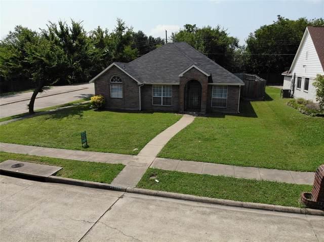 1502 Develon Drive, Mesquite, TX 75149 (MLS #14640349) :: United Real Estate