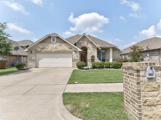 211 Briarstone Drive, Alvarado, TX 76009 (MLS #14640481) :: The Chad Smith Team