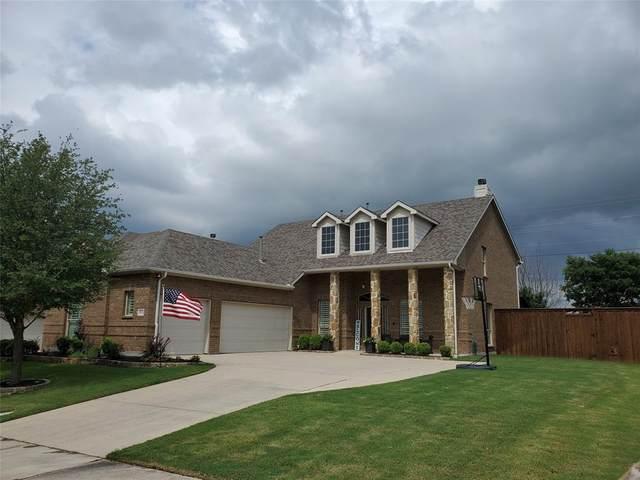 2918 Broken Spoke Lane, Rockwall, TX 75087 (MLS #14640566) :: United Real Estate