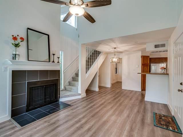 2301 Basil Drive F204, Arlington, TX 76006 (MLS #14640600) :: Real Estate By Design