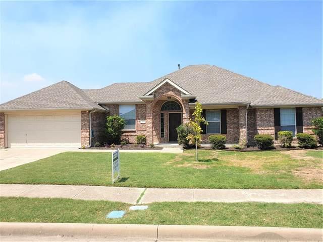 304 Glen Oak Trail, Forney, TX 75126 (MLS #14640864) :: VIVO Realty