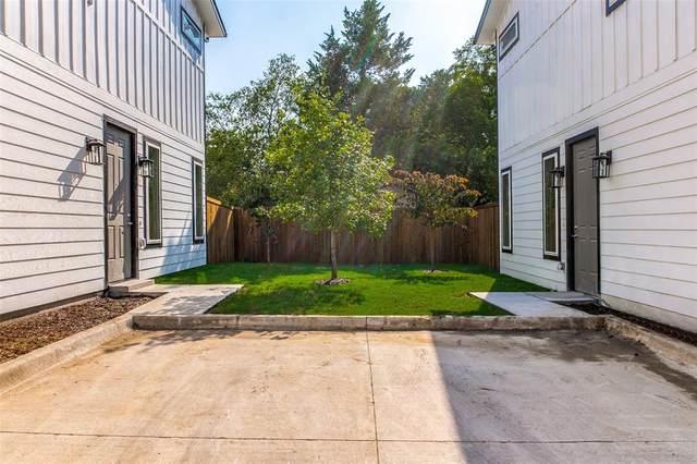 2112 Shea Road #104, Dallas, TX 75235 (MLS #14641088) :: Robbins Real Estate Group