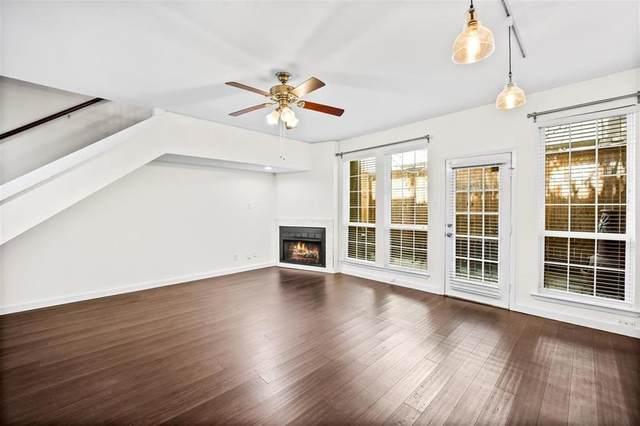 4116 Cole Avenue #302, Dallas, TX 75204 (MLS #14641846) :: Robbins Real Estate Group