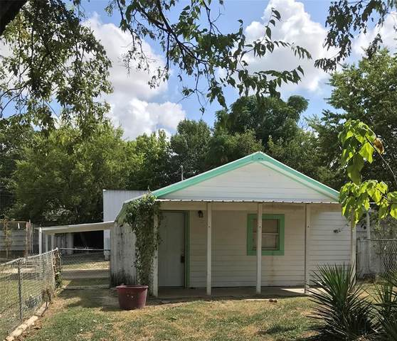 2820 NW 21st Street, Fort Worth, TX 76106 (MLS #14642209) :: Real Estate By Design