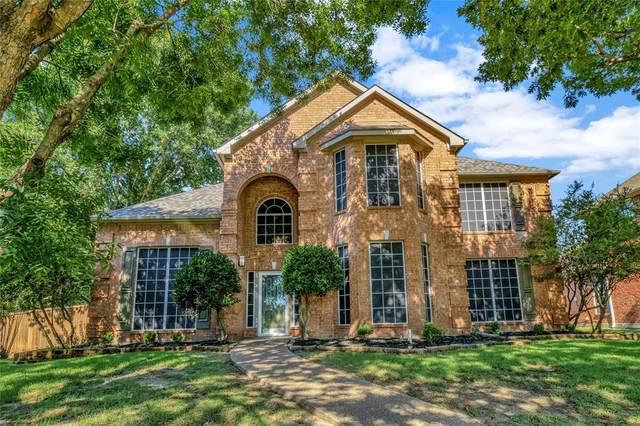 2912 Cherry Spring Court, Plano, TX 75025 (MLS #14642742) :: Craig Properties Group