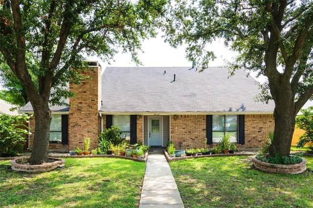 2612 Carmel Drive, Carrollton, TX 75006 (MLS #14643529) :: The Mitchell Group