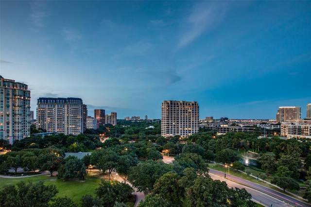 3225 Turtle Creek Boulevard #1147, Dallas, TX 75219 (#14643710) :: Homes By Lainie Real Estate Group