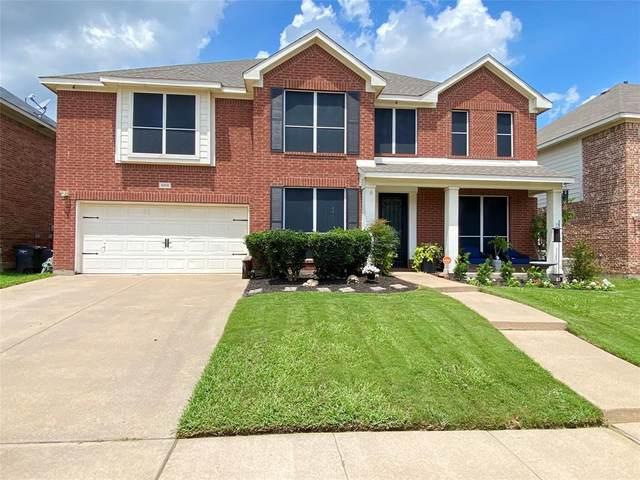 500 Richmond Park Lane, Fort Worth, TX 76140 (MLS #14644034) :: Maegan Brest   Keller Williams Realty
