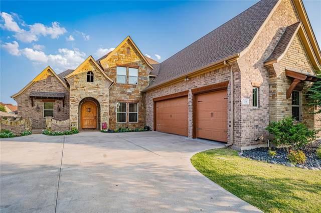 1214 Sunset Bay Court, Granbury, TX 76048 (MLS #14644121) :: Trinity Premier Properties