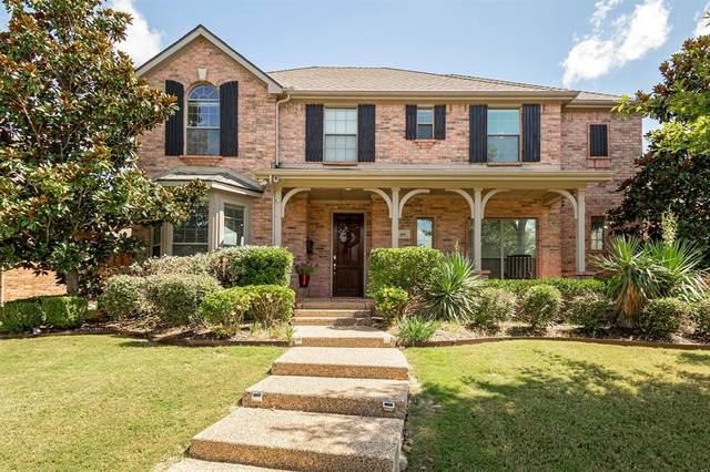 409 Broken Sword Drive, Lewisville, TX 75056 (MLS #14644793) :: Craig Properties Group