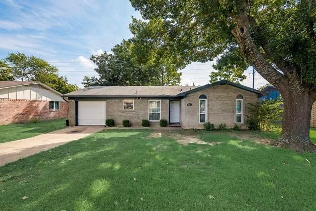 421 Hastings Drive, Cedar Hill, TX 75104 (MLS #14644825) :: Real Estate By Design