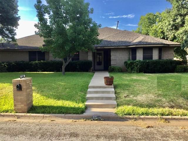 3234 Woodlake Drive, Abilene, TX 79606 (MLS #14645506) :: Russell Realty Group