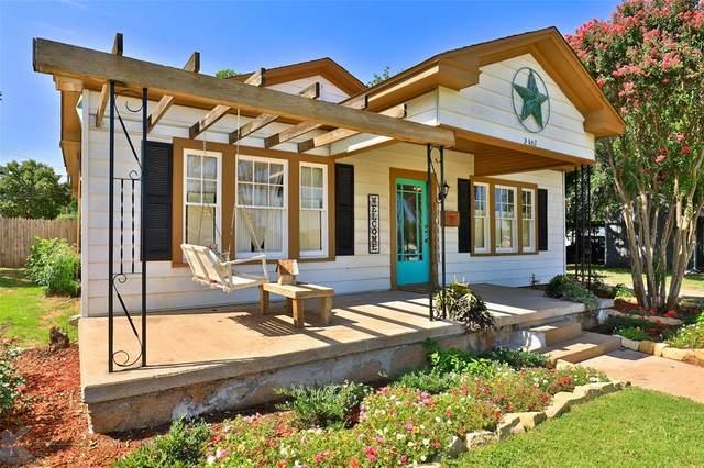 2301 S 6th Street, Abilene, TX 79605 (MLS #14645614) :: Craig Properties Group