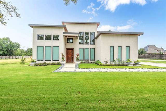 216 W Glade Road, Colleyville, TX 76034 (MLS #14645629) :: Real Estate By Design