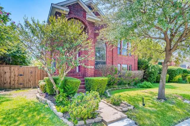 337 Parkway Boulevard, Coppell, TX 75019 (MLS #14645651) :: Real Estate By Design