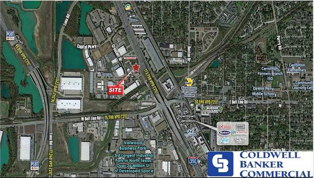 1201 N Interstate 35E, Carrollton, TX 75006 (MLS #14645837) :: KW Commercial Dallas