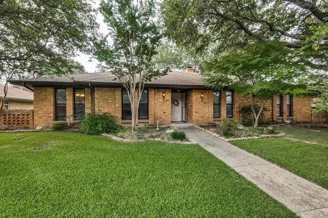 4014 Kerr Circle, Farmers Branch, TX 75244 (MLS #14645887) :: Craig Properties Group