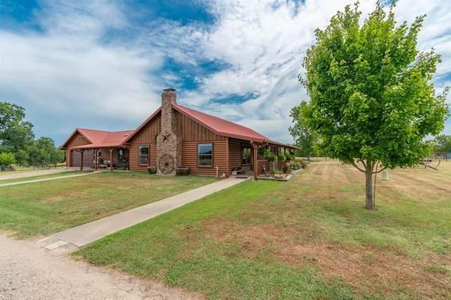 880 Old Paradise Road, Cumby, TX 75433 (MLS #14646217) :: Maegan Brest | Keller Williams Realty