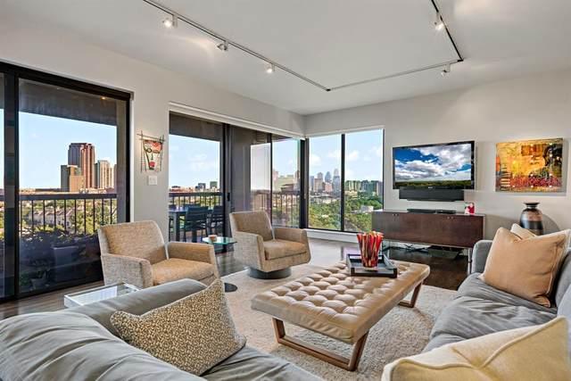 3831 Turtle Creek Boulevard 12B, Dallas, TX 75219 (#14646483) :: Homes By Lainie Real Estate Group