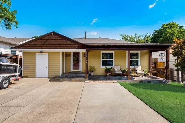 2619 Kingston Street, Dallas, TX 75211 (#14646909) :: Homes By Lainie Real Estate Group