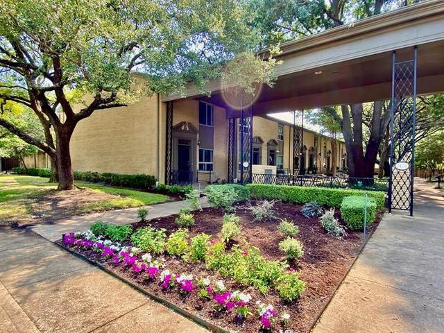 7414 W Northwest Highway #1, Dallas, TX 75225 (MLS #14648393) :: Real Estate By Design