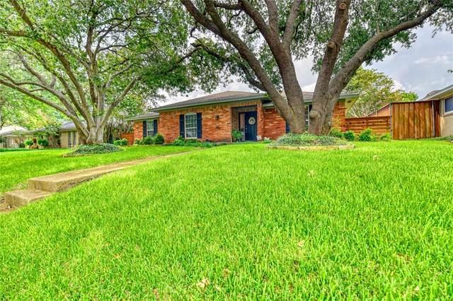 307 Syracuse Place, Richardson, TX 75081 (MLS #14649715) :: Craig Properties Group
