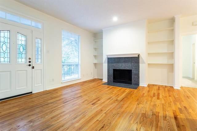 6318 Richmond Avenue #2201, Dallas, TX 75214 (MLS #14650193) :: Robbins Real Estate Group