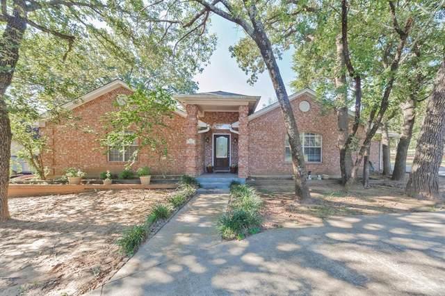 521 Runaway Bay Drive, Runaway Bay, TX 76426 (MLS #14650285) :: Real Estate By Design