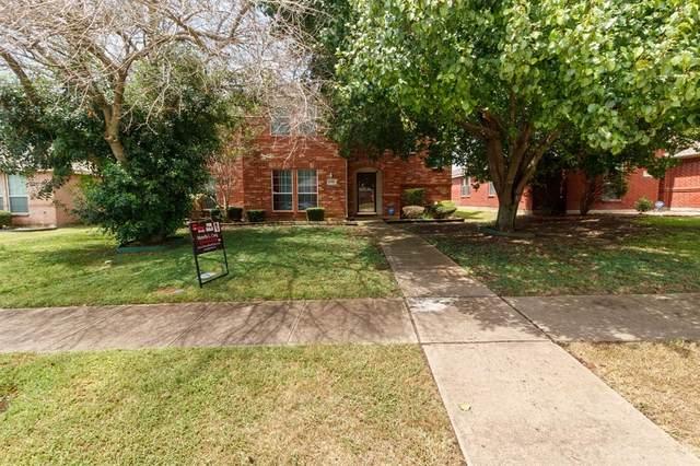 1415 Logan Drive, Lancaster, TX 75146 (MLS #14651603) :: Real Estate By Design