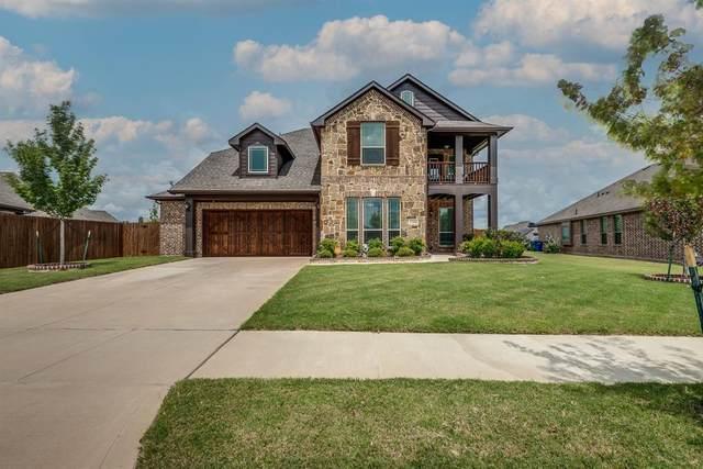 1586 Harrison Circle, Waxahachie, TX 75165 (MLS #14651614) :: The Star Team | Rogers Healy and Associates