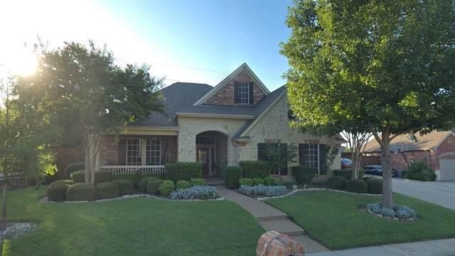 621 Rock Hill Road, Prosper, TX 75078 (MLS #14651755) :: Real Estate By Design