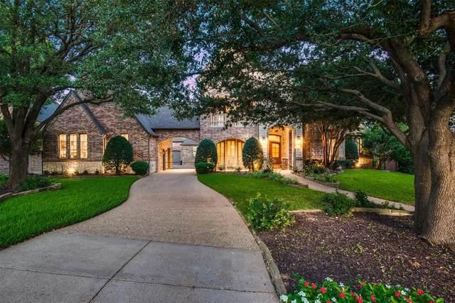 703 Chatham Court, Southlake, TX 76092 (MLS #14652095) :: The Good Home Team