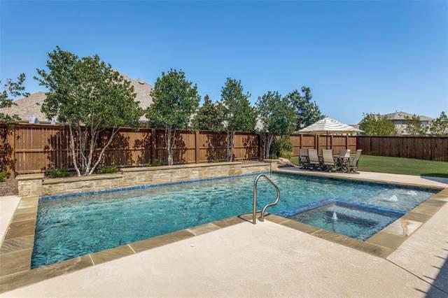 3926 Harrisburg Lane, Celina, TX 75009 (MLS #14652333) :: Russell Realty Group