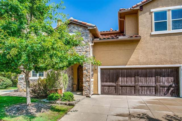 515 Via Amalfi, Irving, TX 75039 (#14652410) :: Homes By Lainie Real Estate Group