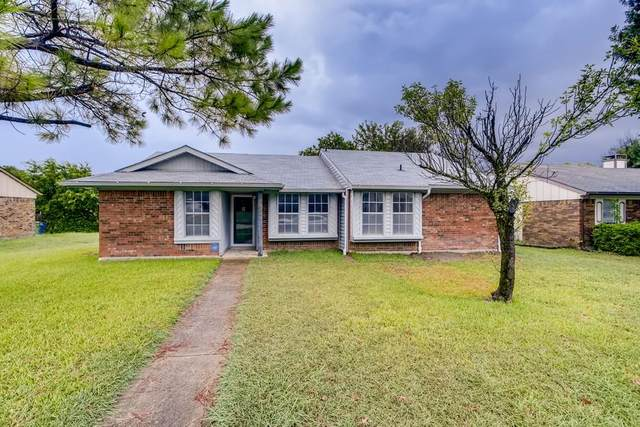 2306 High Star Drive, Garland, TX 75041 (MLS #14652536) :: Russell Realty Group