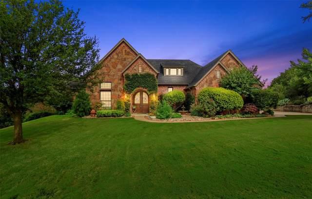 8424 NE Deerwood Forest Drive, Fort Worth, TX 76126 (MLS #14652696) :: Craig Properties Group