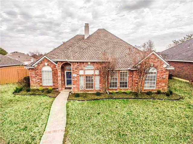 2217 Mallard Court, Lewisville, TX 75077 (MLS #14652715) :: Russell Realty Group