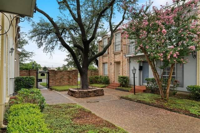 3008 Brockbank Court #92, Dallas, TX 75220 (MLS #14652751) :: Real Estate By Design