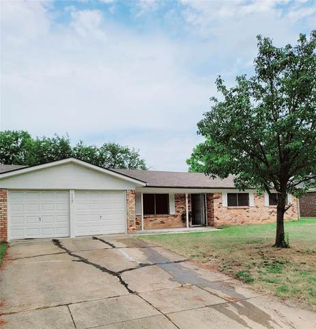117 Woodview Terrace, Hurst, TX 76053 (MLS #14652931) :: Real Estate By Design