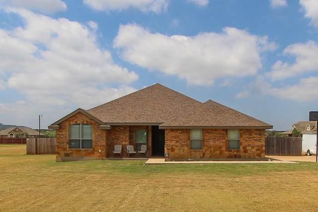 102 Bear Creek Drive, Tuscola, TX 79562 (MLS #14653183) :: The Juli Black Team