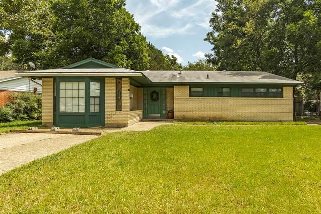 1925 Proctor Drive, Grand Prairie, TX 75051 (MLS #14653634) :: Maegan Brest   Keller Williams Realty