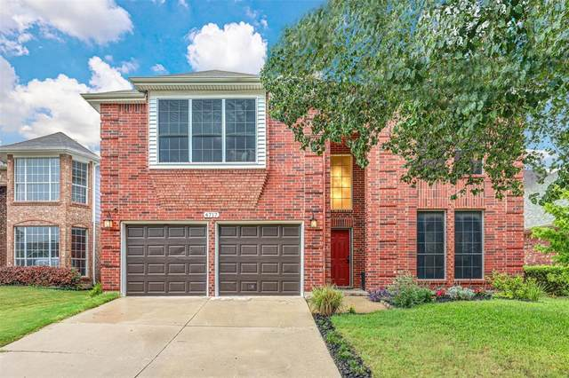 4717 Park Downs Drive, Fort Worth, TX 76137 (MLS #14653683) :: Real Estate By Design